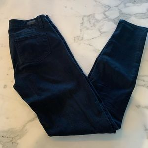 Paige Black Skinny Jeans - Size 26